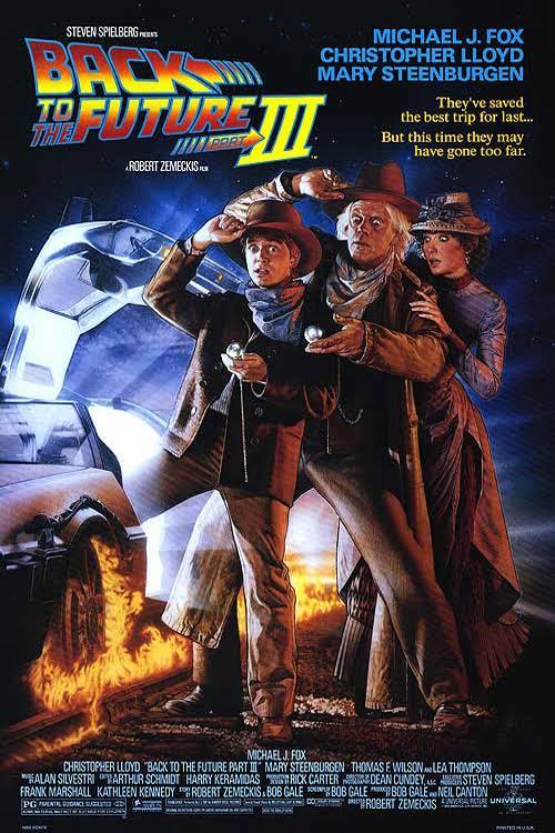 【奇幻】回到未來3線上完整看 Back to the Future Part III