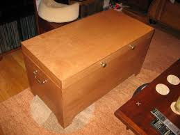 Build Wooden Toy Chest by Toy Chest