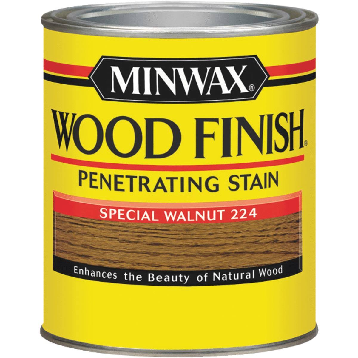 Minwax Wood Finish - 224 Special Walnut