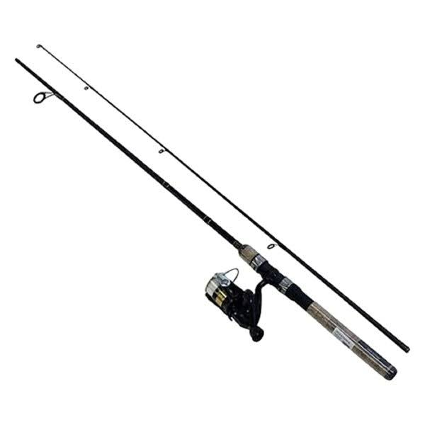 Daiwa D Shock Reel and Rod Combo - with Line, Medium Action, 4.3:1 Gear Ratio