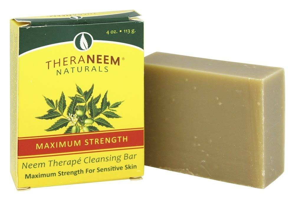 Organix Maximum Strength Neem Oil Soap Bar - 113g