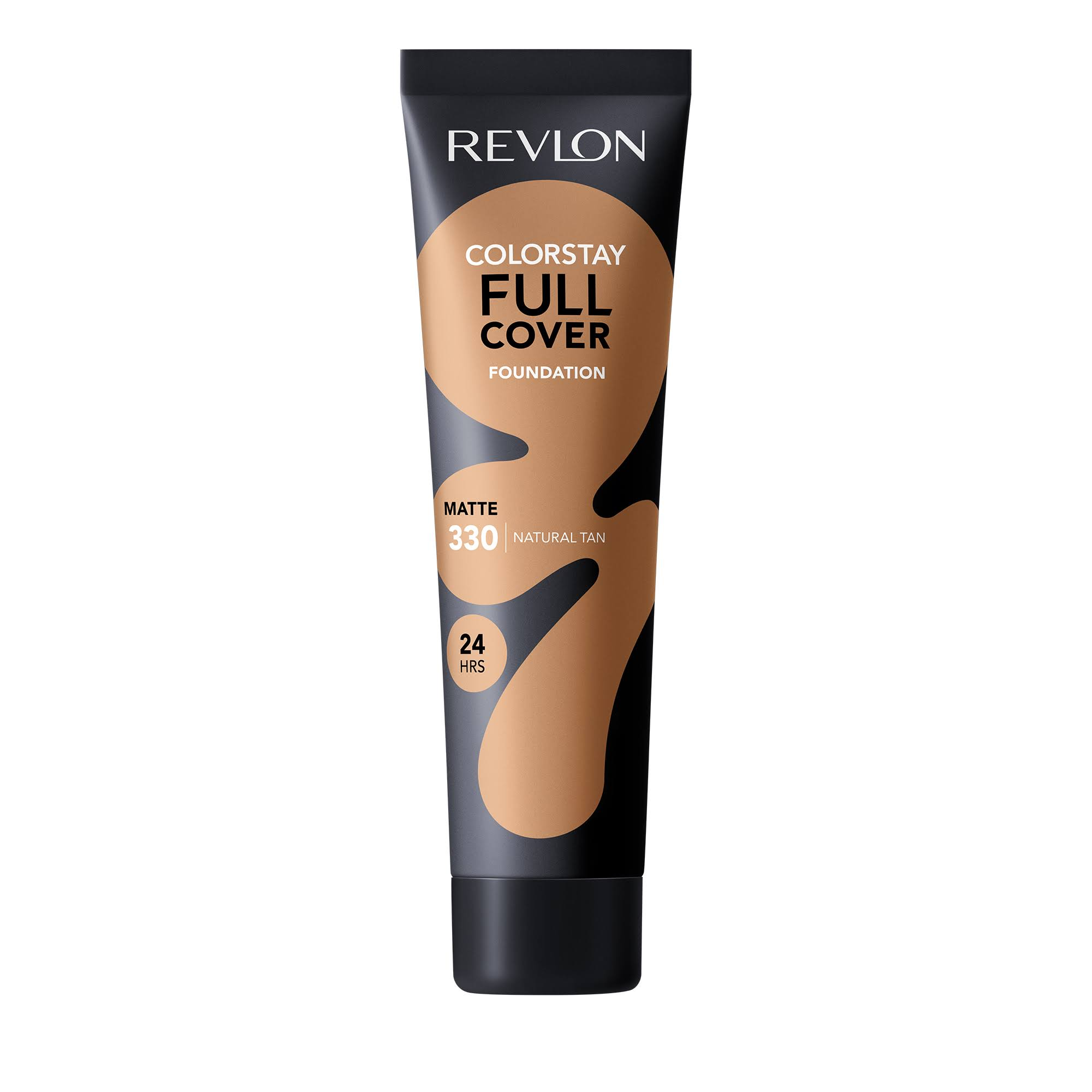 Revlon Colorstay Full Cover Foundation - 330 Natural Tan, 1oz