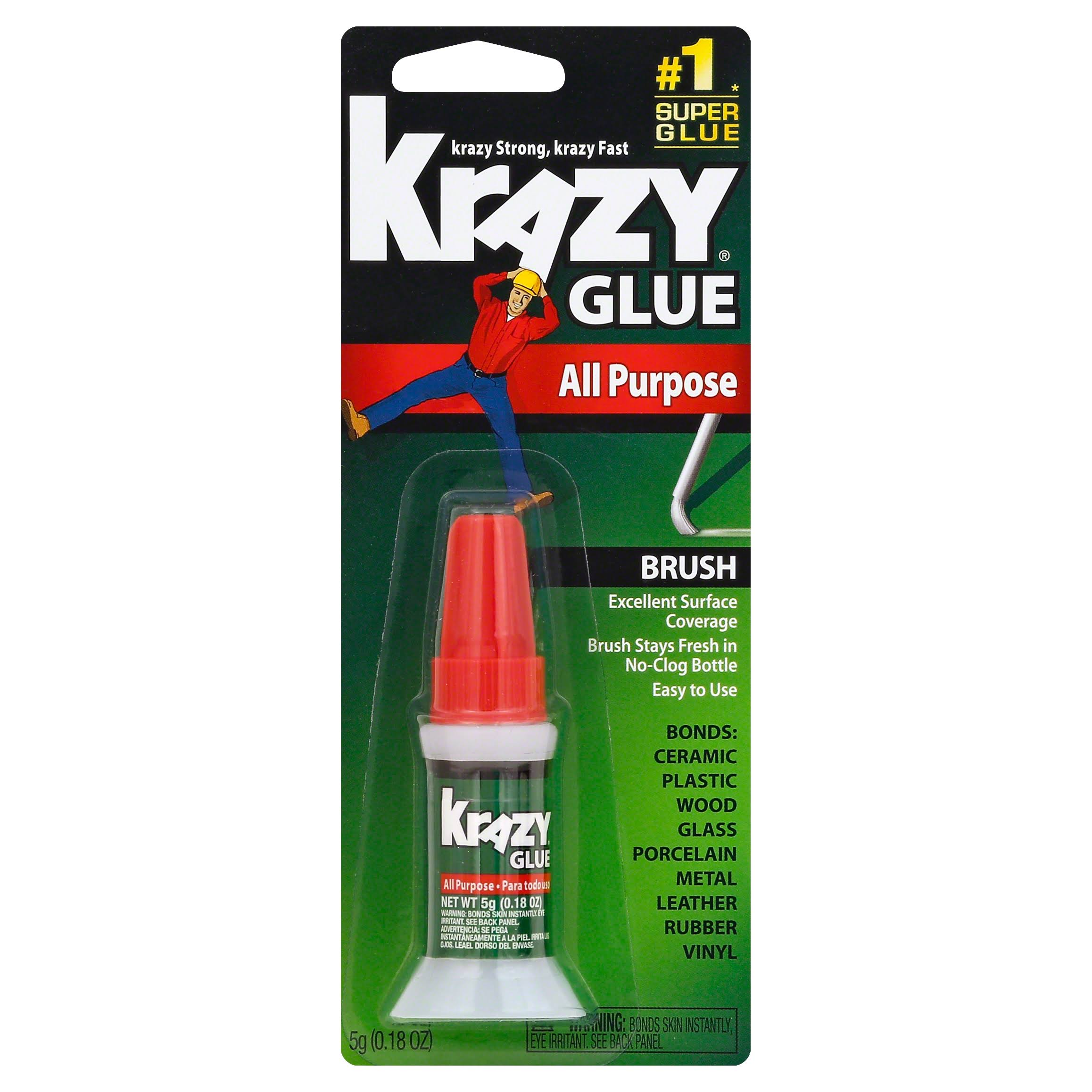 Krazy Glue All Purpose Brush