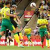 Pese a su gol, el Kun Agüero no pudo evitar la derrota del ...
