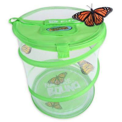 Nature Bound Live Bug and Butterfly Village Habitat Toy