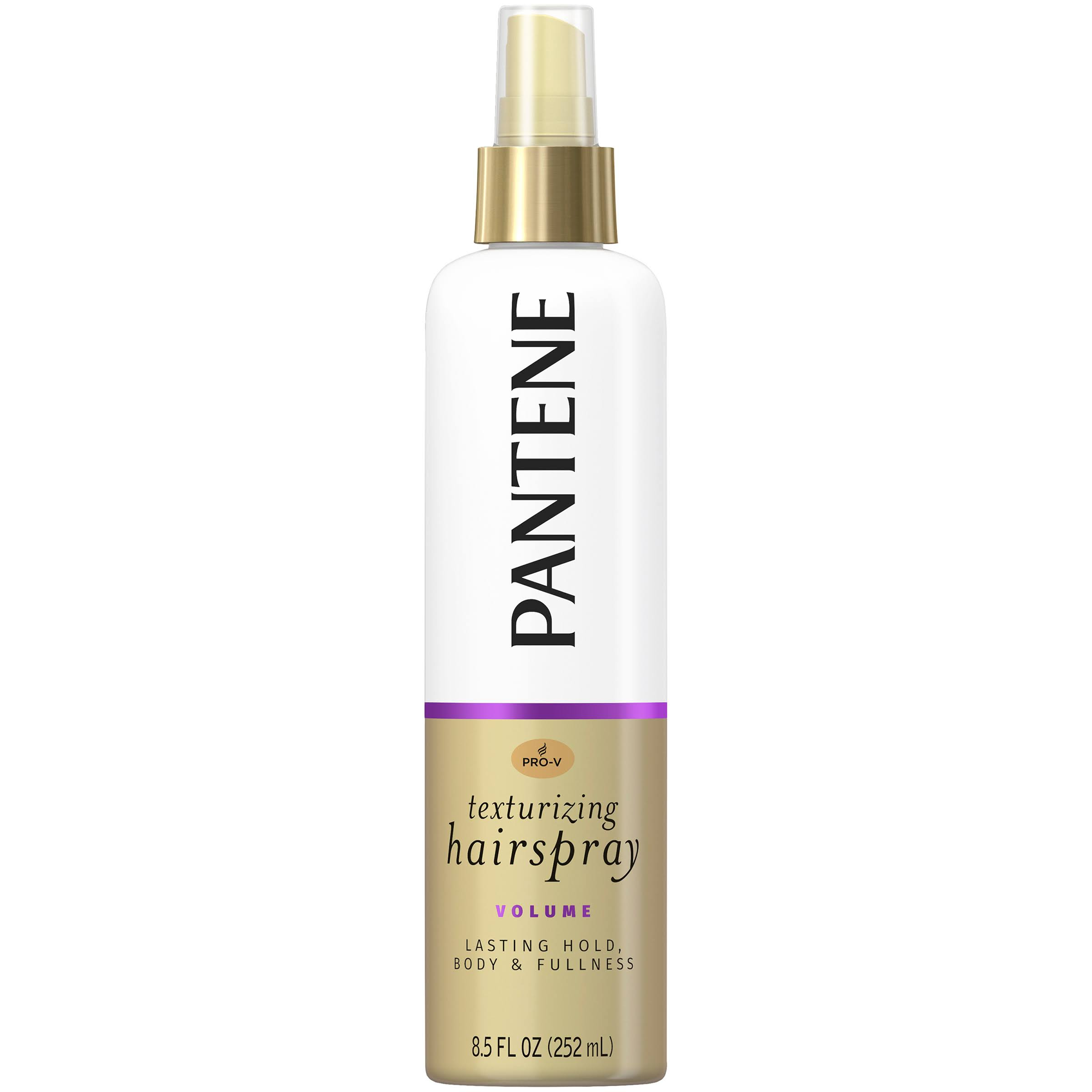 Pantene Pro-V Volume Texturizing Hairspray - 252ml