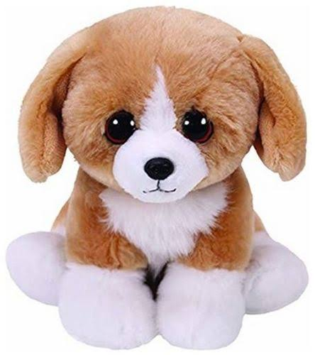 Ty Beanie Boos Franklin Brown Dog