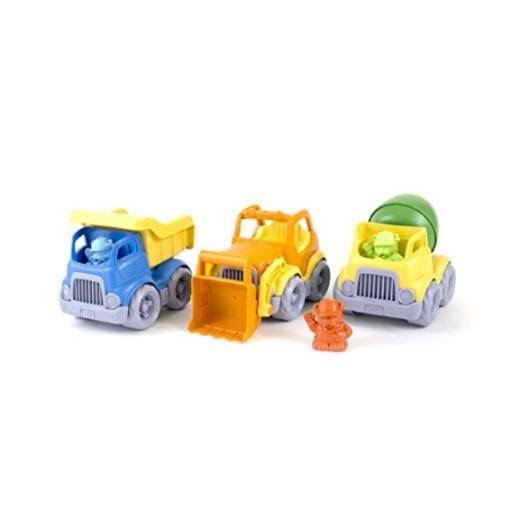 Green Toys Construction Vehicle Set 3-Pack