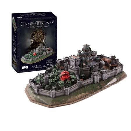 4D Cityscape 3D Puzzle: Game of Thrones Winterfell