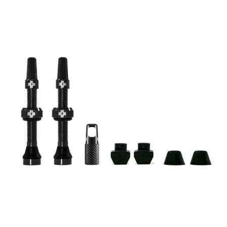 Muc Off Tubeless Valve Kit 44mm Black