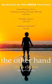Chris Cleave's standout novel 'The Other Hand', also titled 'Little Bee' in Canada and the U.S.