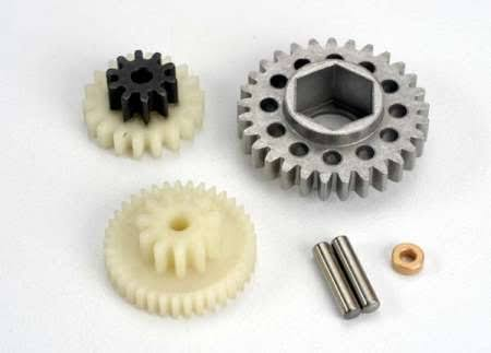 Traxxas 4576 Shafts & Gear Set