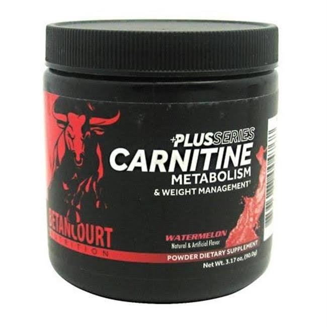 Betancourt Nutrition Plus Series Carnitine Metabolism & Weight Management - Watermelon, 90g