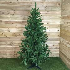 Artificial Christmas Tree 6ft by Slim Green Colorado Spruce Artificial Christmas Tree 1 8m 6ft