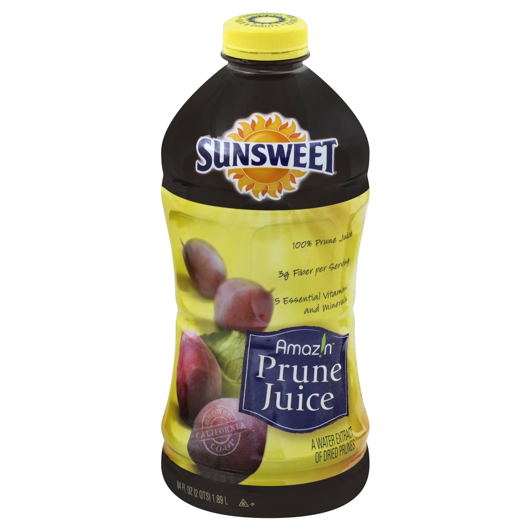 Sunsweet Amazin Prune Juice - 64 fl oz