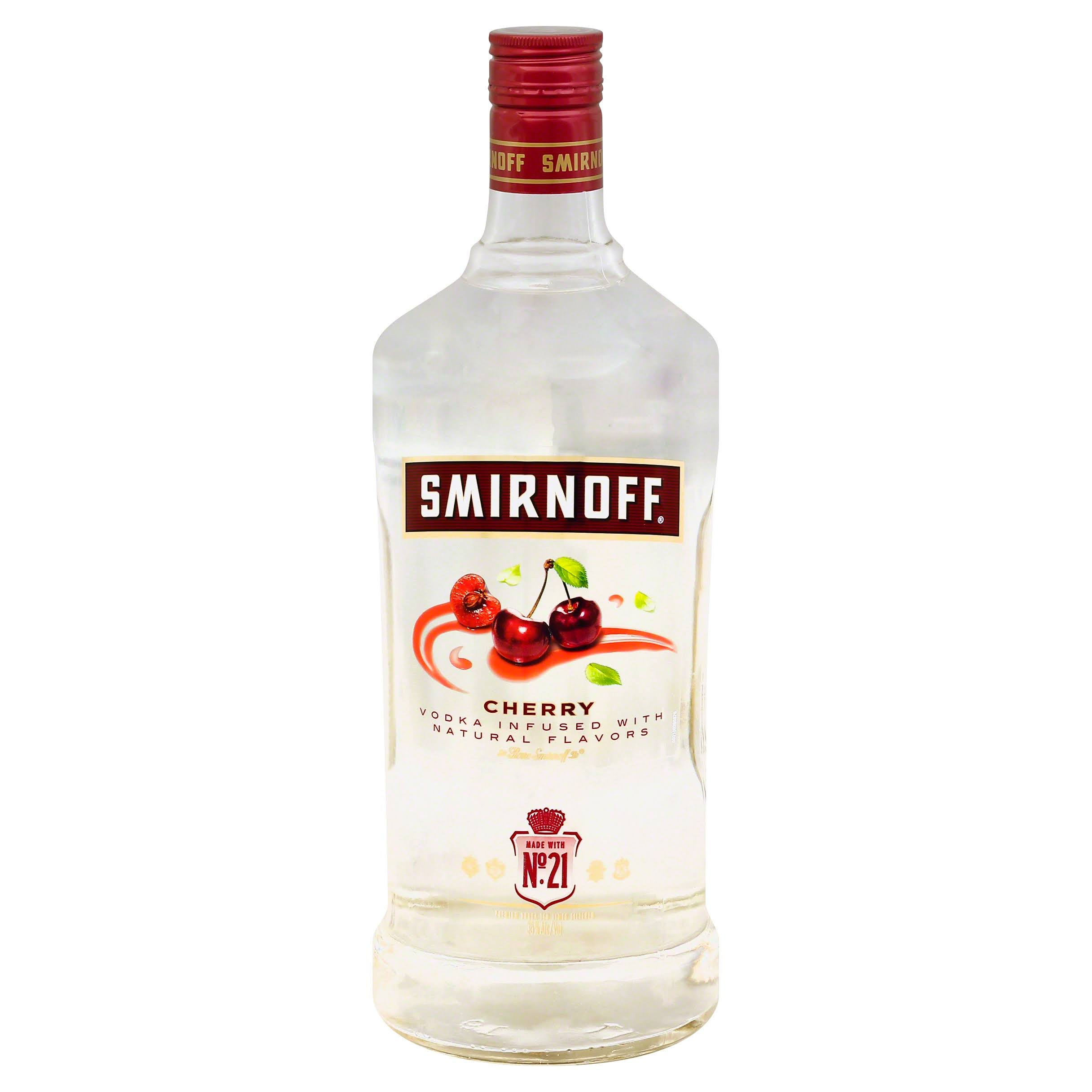 Smirnoff Vodka - Twist Of Black Cherry
