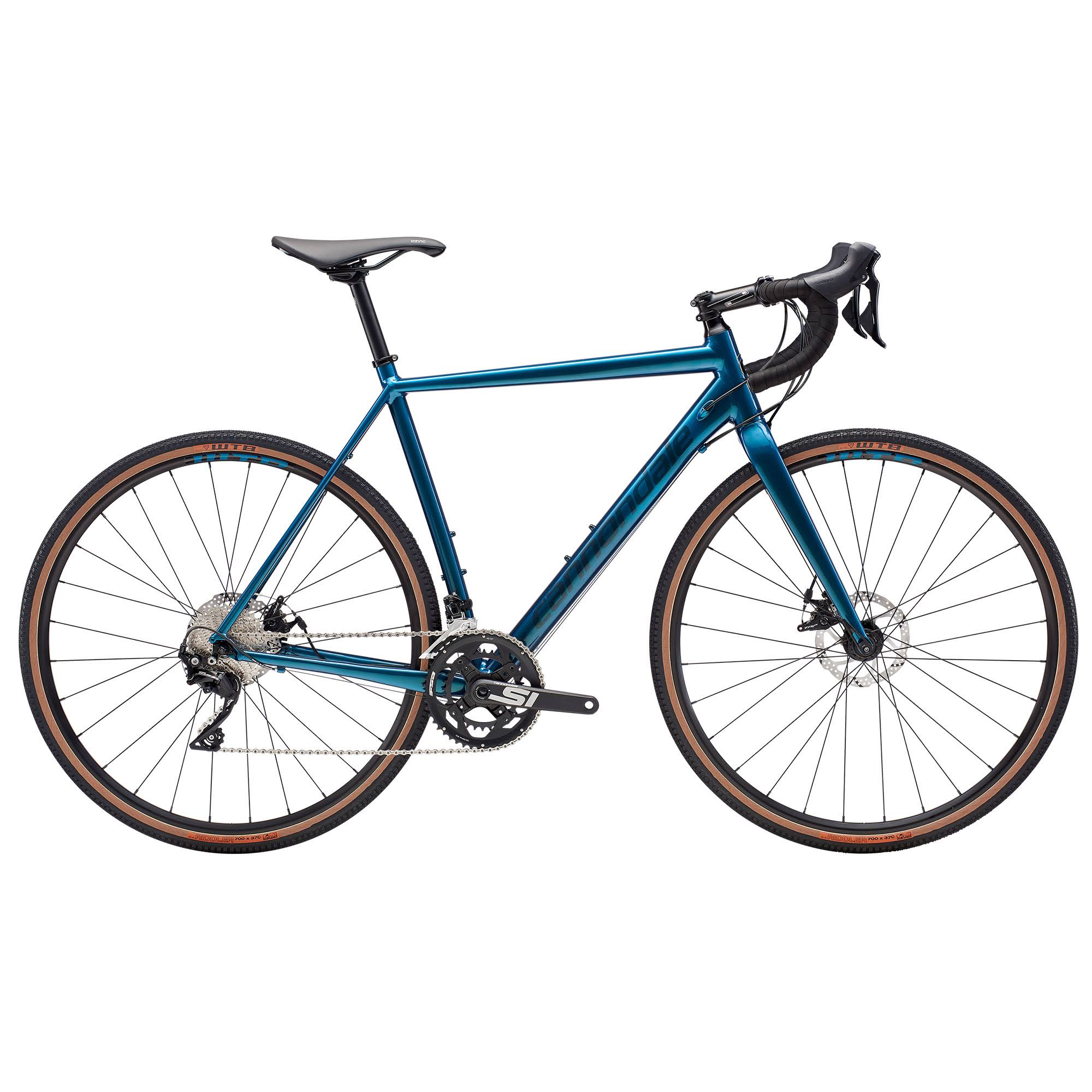 Cannondale CAADX 105 SE 2019 Cyclocross Bike - Deep Teal, 54cm