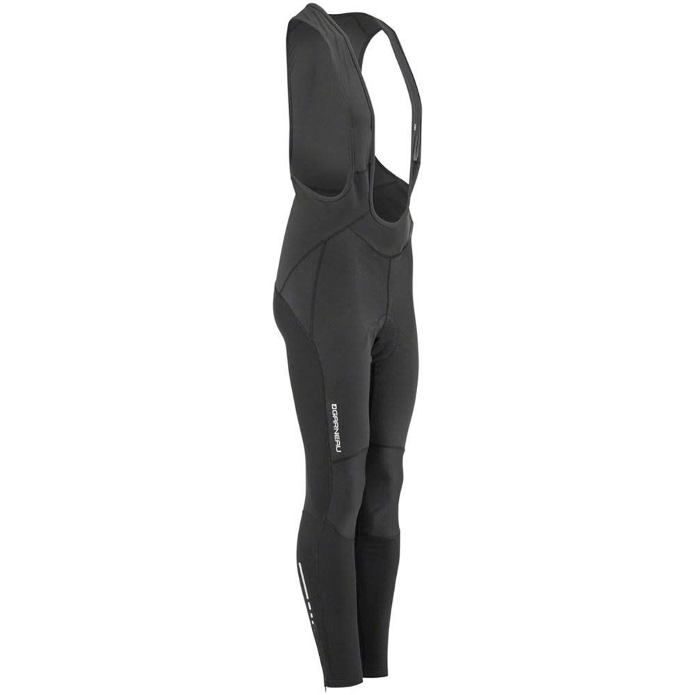 Louis Garneau Providence 2 Chamois Bib Tights - Black, Large