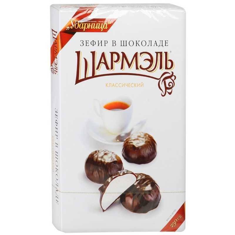 Marshmallow Chocolate Covered Sharmel Classic 8.8