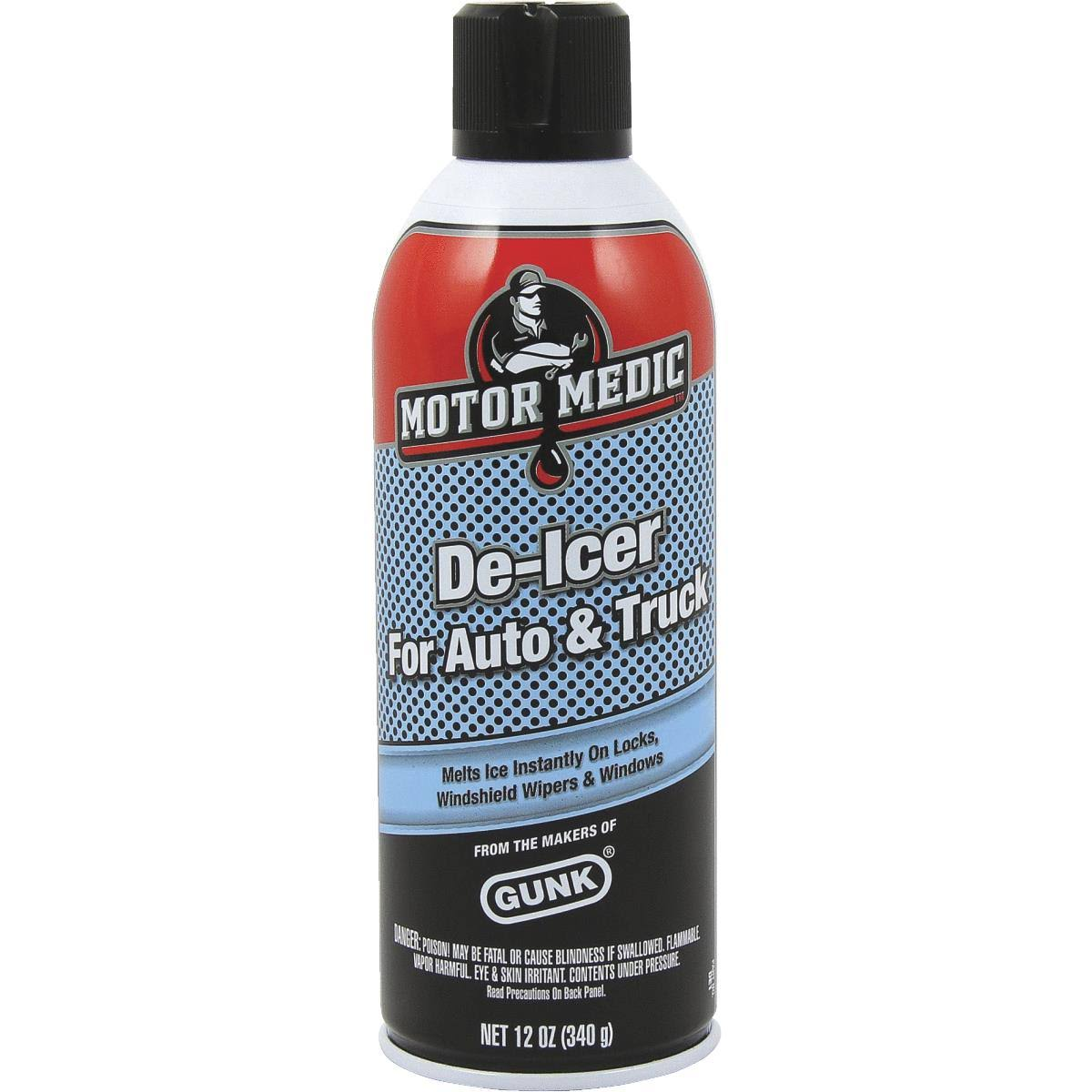 12oz Windshield De-Icer DE1