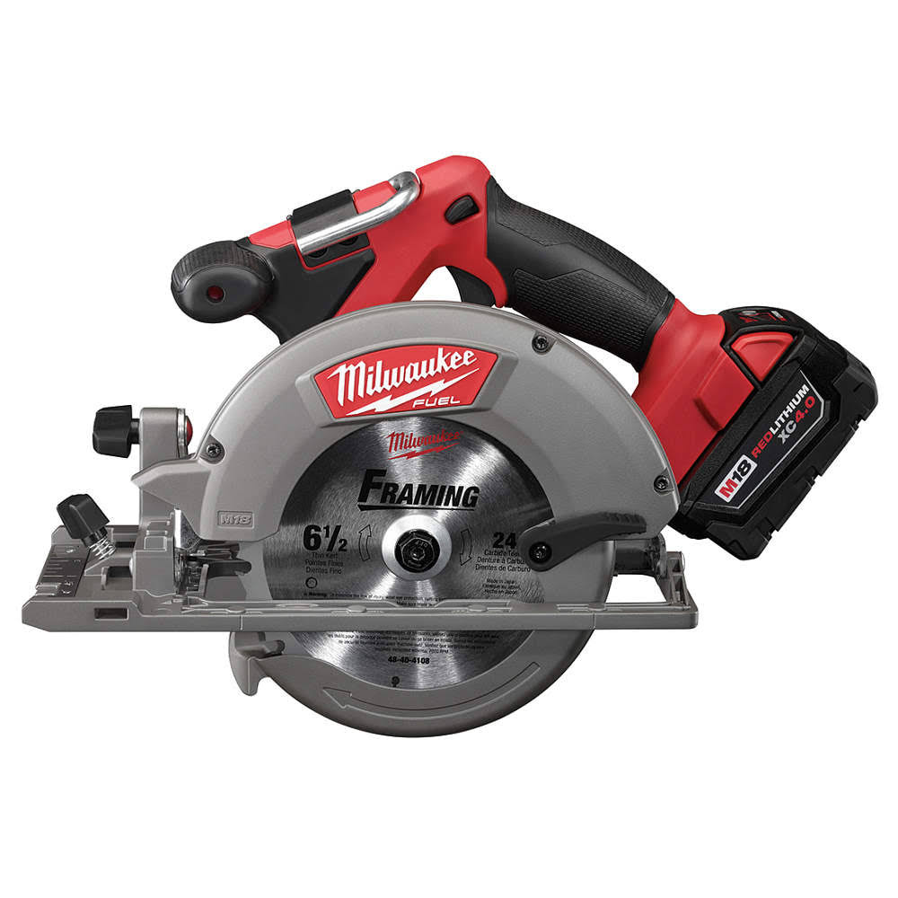 Milwaukee Circular Saw Kit - 6 1/2""