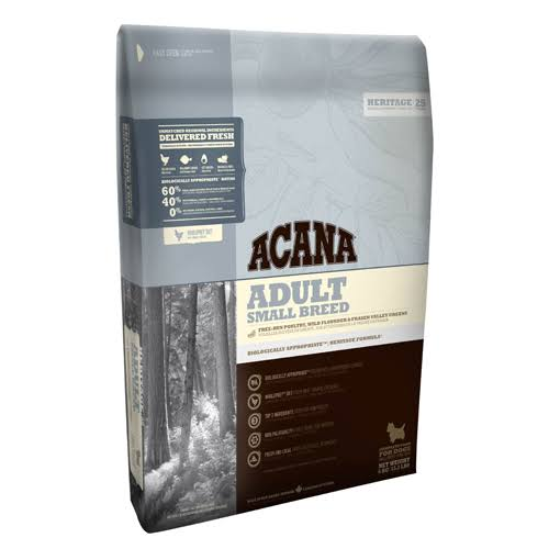 Acana Heritage Adult Small Breed - 340g