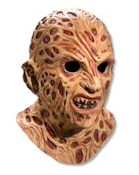 Halloween H20 Mask For Sale by Freddy Krueger Super Deluxe Mask At Spirit Halloween Invade The
