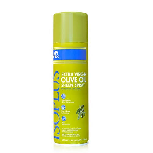 Isoplus Extra Virgin Olive Oil Sheen Spray - 11oz