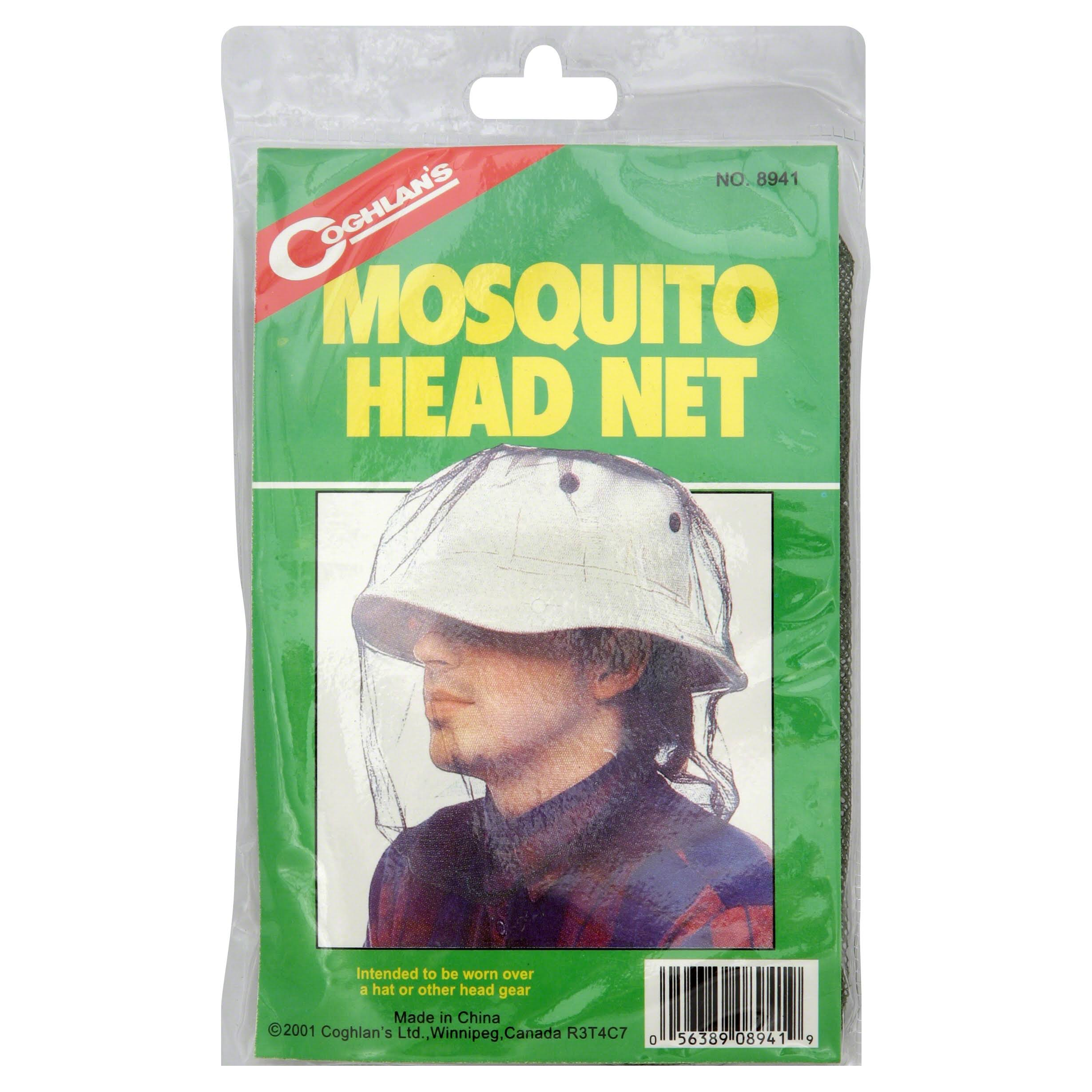 Coghlan's 8941 Protective Mosquito Head Net