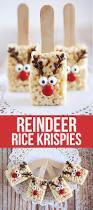 Rice Krispie Christmas Tree Cake by Reindeer Rice Krispie Treats Rice Krispies Rice And Recipes