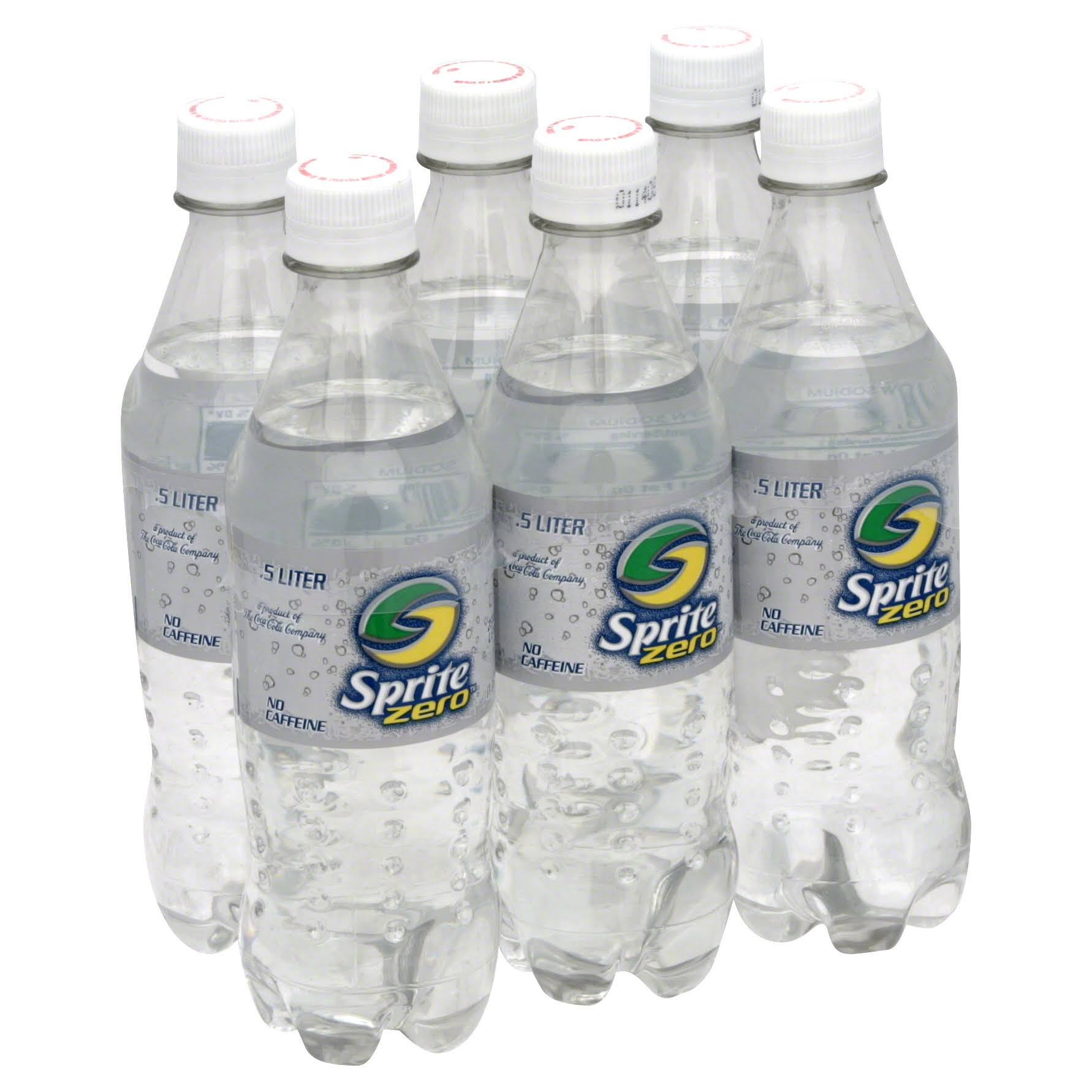 Sprite Zero Lemon-Lime Soda - x6