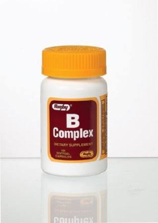 Vitamin B Complex Dietary Supplement - x100
