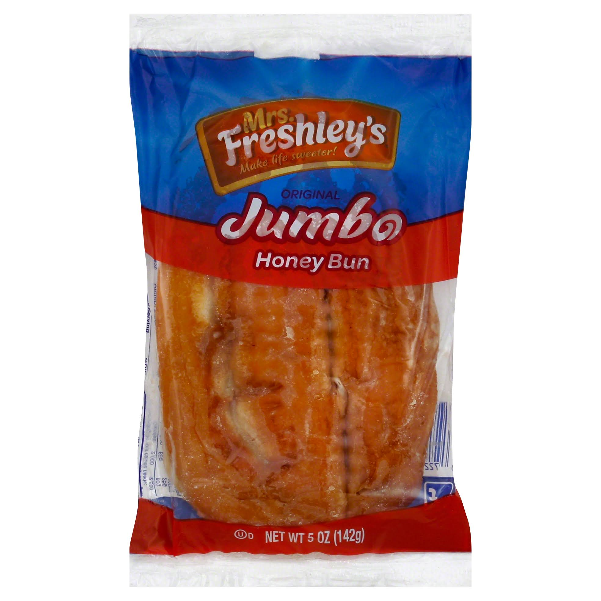 Mrs. Freshley's Jumbo Honey Bun - 5oz