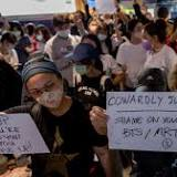 Bangkok shuts down transit systems as protests persist