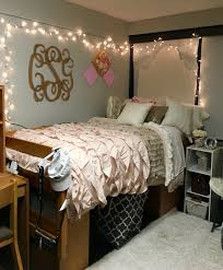 Dorm Room Bed Skirts by Pink And Gold Dorm Room Kent State University College