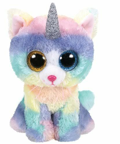 Ty Beanie Boos Toy, Heather