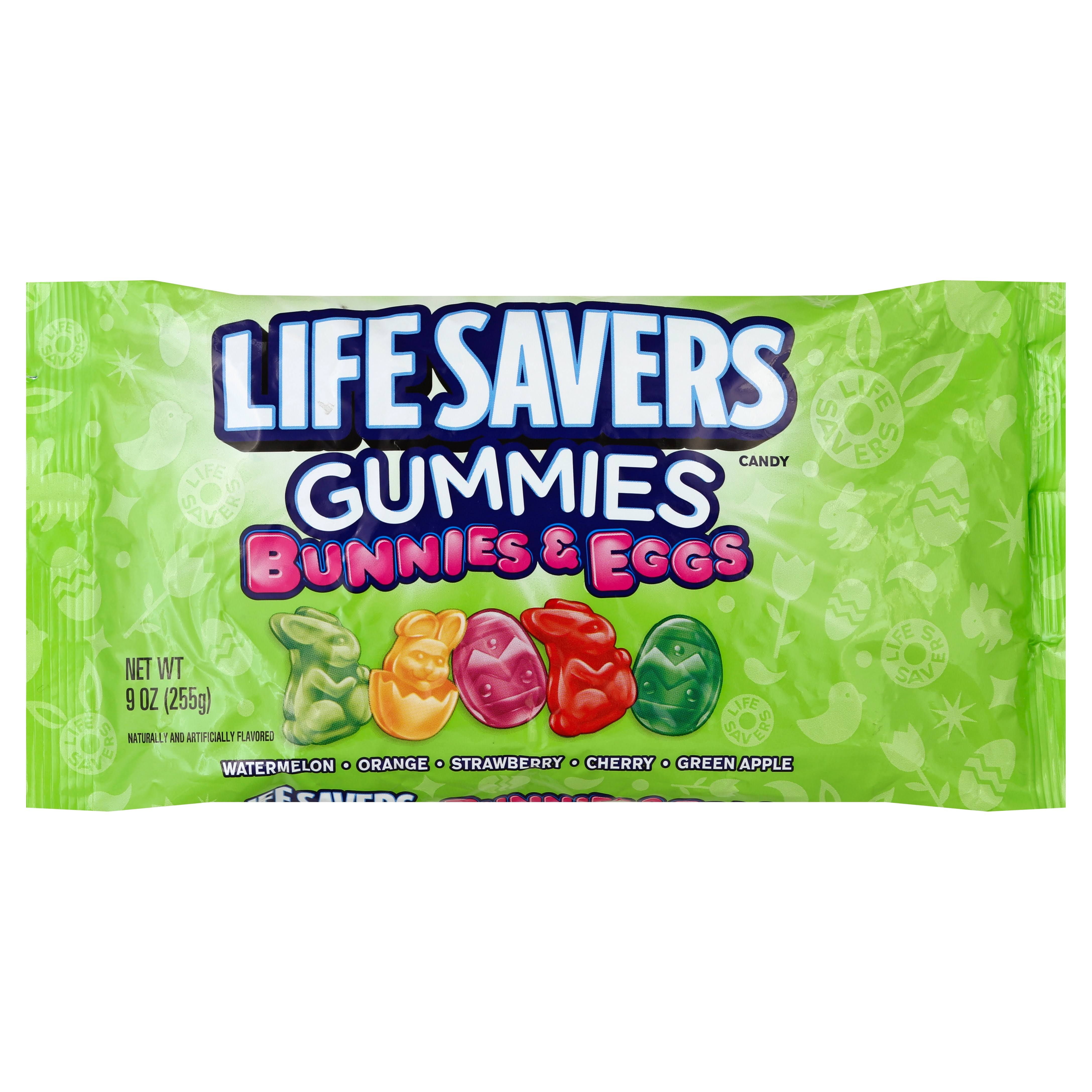 Lifesavers Bunnies and Eggs Gummies - 9oz