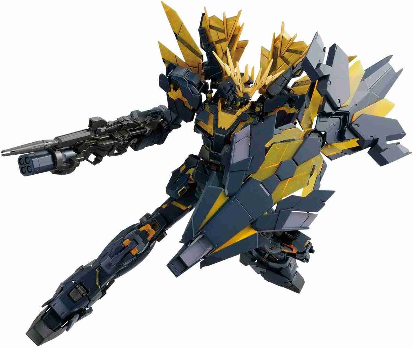 Bandai RG Gundam Uc Unicorn Gundam 02 Banshee Norn Model Kit - 1:144 Scale