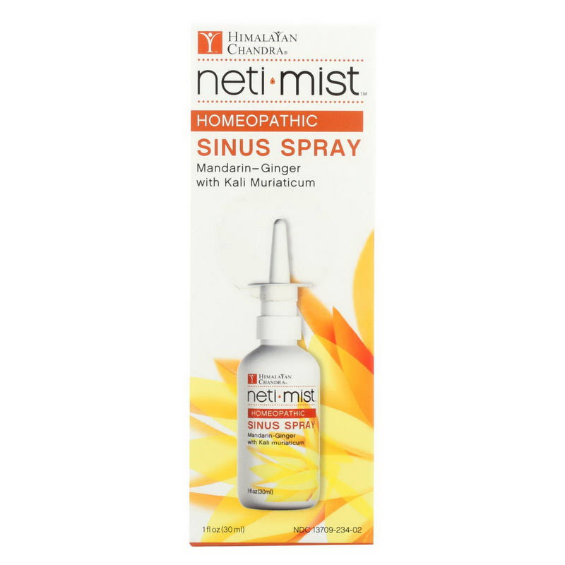 Himalayan Institute Neti Mist Sinus Spray - 1oz