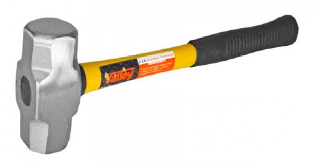 Valley Industries Fiberglass Sledge Hammer - 3lbs