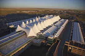 Denver International Airport Murals Location by Strait Is The Gate Narrow Is The Way Denver International Airport