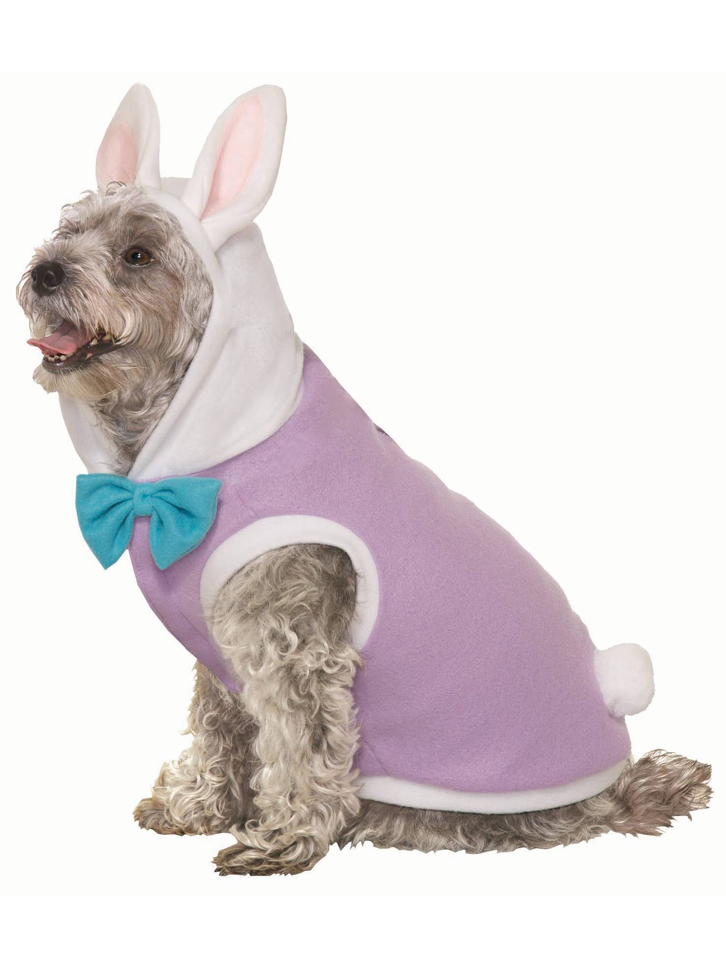 Easter Bunny Pet Costume - Large