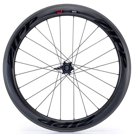 Zipp 404 Firecrest Carbon Clincher Rear Wheel - 700c, 24 Spokes, 10/11 Speed