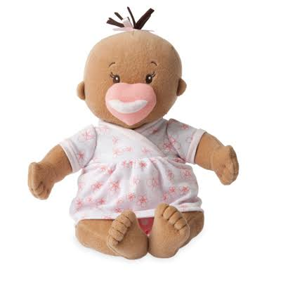 Manhattan Toy Baby Stella Beige Soft Nurturing First Baby Doll