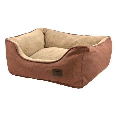 Tall Tails Dream Chaser Bolster Bed Brown / Medium