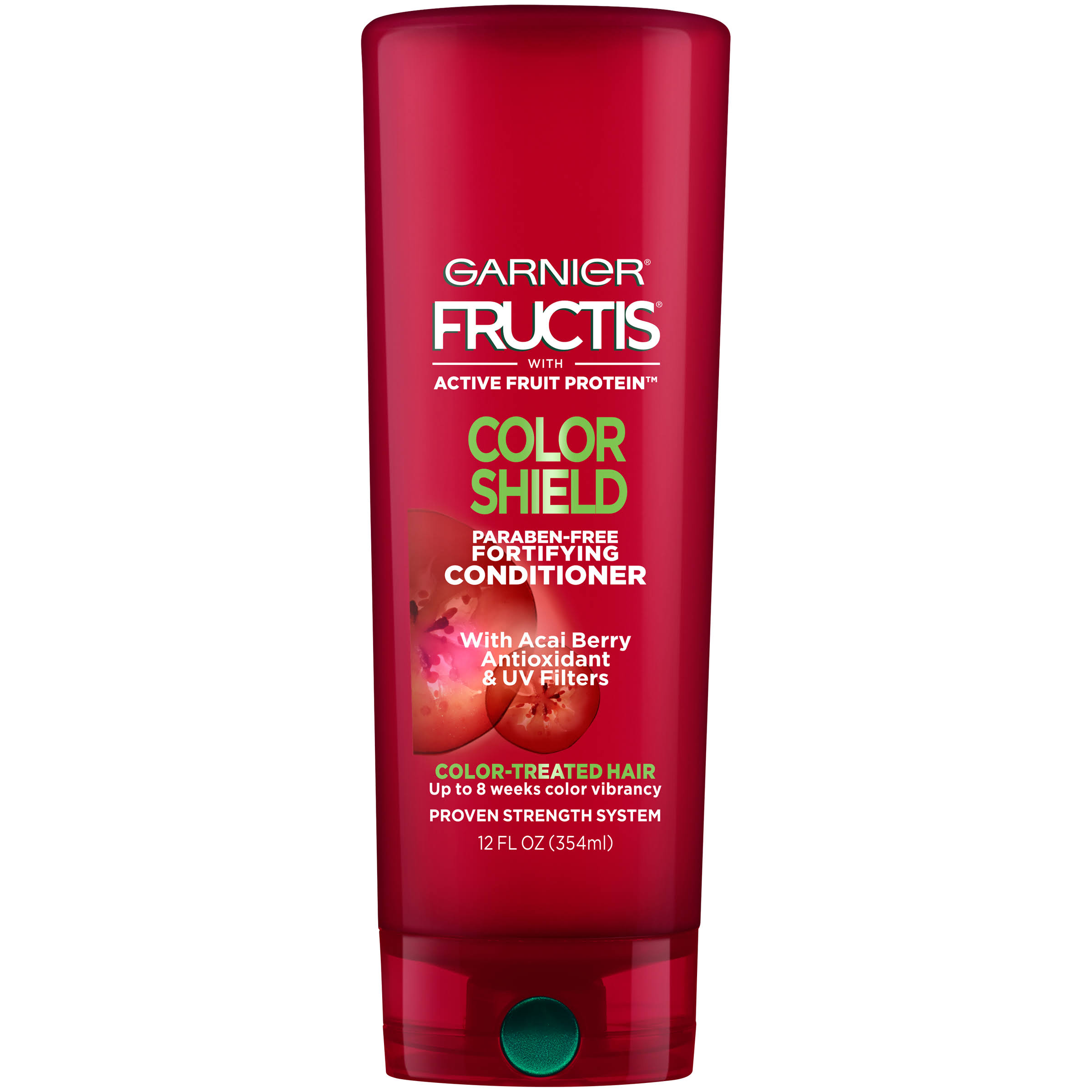 Garnier Fructis Fortifying Conditioner - 12oz, Color Shield, with Acai Berry
