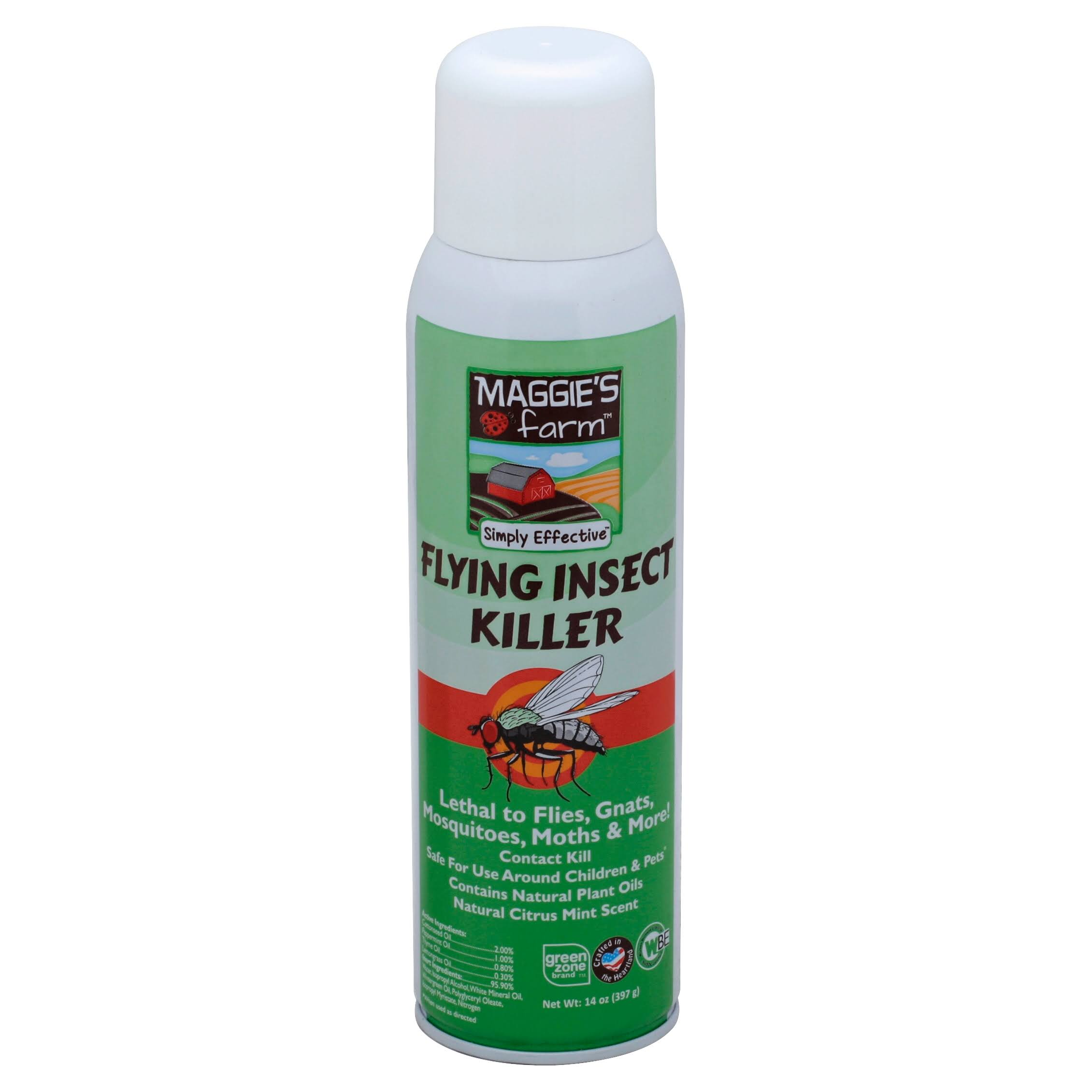 Maggie's Farm Flying Insect Killer - 14oz