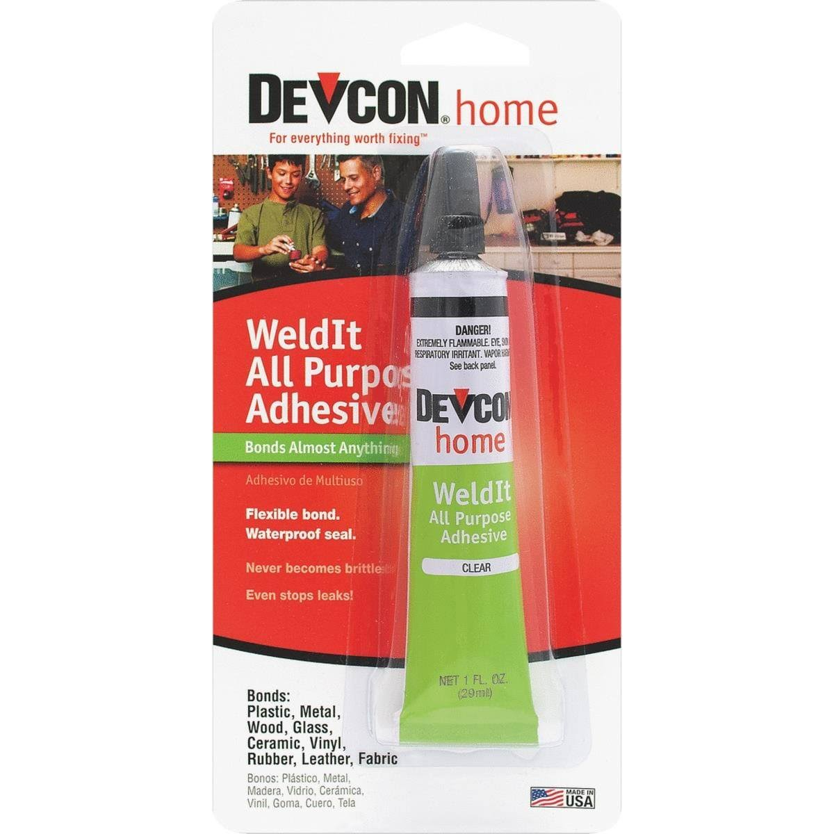 Devcon Weild It All Purpose Adhesive - 29ml