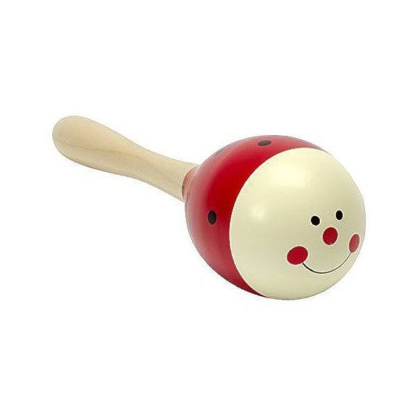 Schylling Wooden Maracas - Colors May Vary