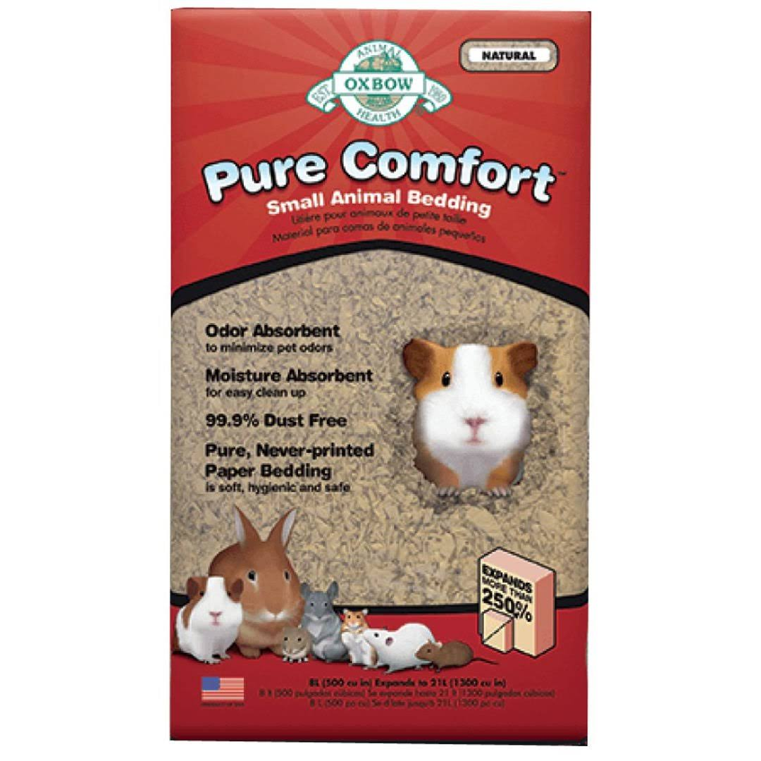 Oxbow Pure Comfort Small Animal Bedding - Natural, 27L